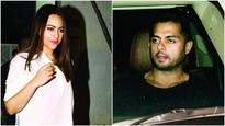 Sonakshi Sinha BREAKS SILENCE on rumours of engagement with Bunty Sajdeh!