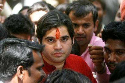 Don't interfere, BJP raps Shatrughan for praising Varun Gandhi