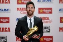 Messi wins fourth Golden Shoe