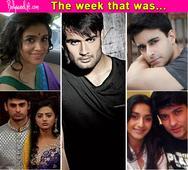 Vivian Dsena, Gautam Rode, Kasam, Ankit Gera  Here's a look at the top newsmakers of TV this week!