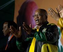 South Africa's Zuma signs anti money-laundering bill FICA into law