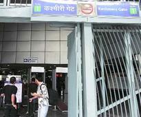 Woman found hanging at Metro station