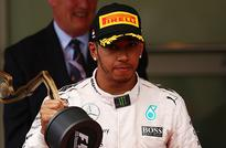 F1: Hamilton 'can't express' feelings