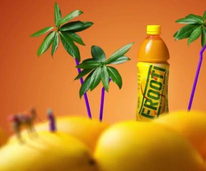 Ramesh Chauhan's Bisleri to take on Prakash's Frooti with mango drink