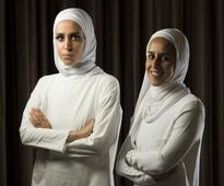 Staying covered: Muslim female athletes forge a way to compete in traditional garb