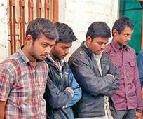 Call centre employees held for stealing bikes