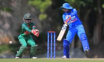 India eves crush Bangladesh to qualify for 2017 World Cup