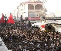 Arbaeen procession observed in full security in Pakistan