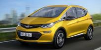 GM Unveils European Electric Hatchback Ampera-e, Production To Begin In 2017