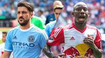 David Villa and Bradley Wright-Phillips down to the wire in Golden Boot race