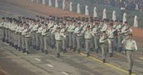 French troops join Republic Day parade in Delhi