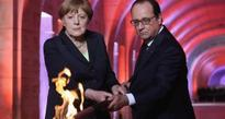 Hollande and Merkel heed lessons for Europe of Battle of Verdun