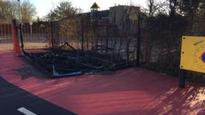 Bicester special school fire treated as suspected arson