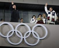 In Pics: Winter Olympics declared closed, ends with celebration of future