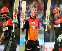 Top 5 performers of IPL season 9