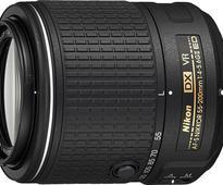Nikon D5500 D-SLR with 18-55mm VR II Lens