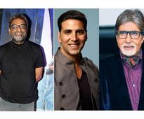 Akshay Kumar and Amitabh Bachchan to come together in R Balkis next