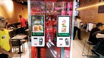 McDonald's starts futuristic outlets, says demand back to pre-note ban levels