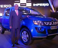 Mahindra auto sales grow 11 percent in May