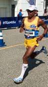 World Class Athlete, Meb, Captures a Spot on the U.S. Team at the 2016 Olympic Trials Today