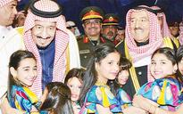 Interior hails historic visit of King Salman to Kuwait  HH the Amir, Saudi King attend ceremony