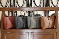 Ariana Rockefeller Launches Handbag Line