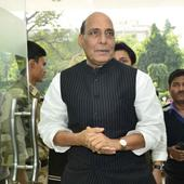 India responding effectively to firing from Pakistan, says Rajnath Singh
