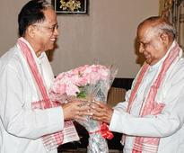 Assam CM shifts charge
