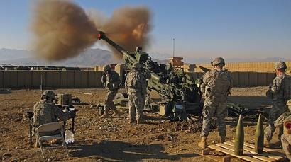 India one step closer to purchasing 145 M777 Howitzer guns
