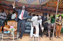 Jonglei stat pledges to eliminate ghost names in the payrolls
