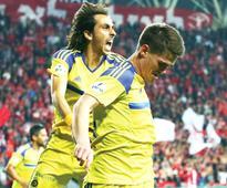 Maccabi defeats Hapoel in Tel Aviv derby