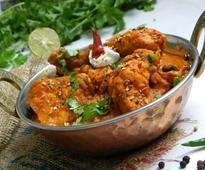 Creamy Kadai Chicken Recipe