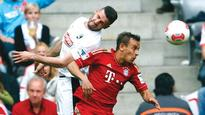 Bayern Munich set points record