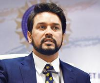 It's Lieutenant Anurag Thakur as BCCI chief gets Territorial Army commission
