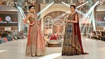Bridal Couture Week Day 2: Fashion from across border