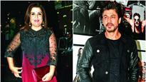 How Farah Khan got Shah Rukh Khan emotional for a shot