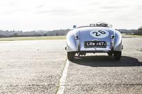 The Striking Jaguar XK 120 Is a Good Investment for Vintage Car Lovers