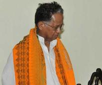 Gogoi reviews relief and rehabilitation efforts in ...