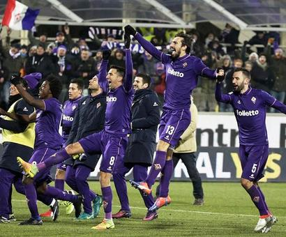 Serie A: Juve's lead at the top cut after defeat at Fiorentina