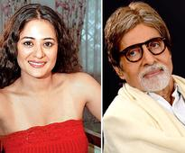 Mona Wasu to star opposite Big B in his new TV show