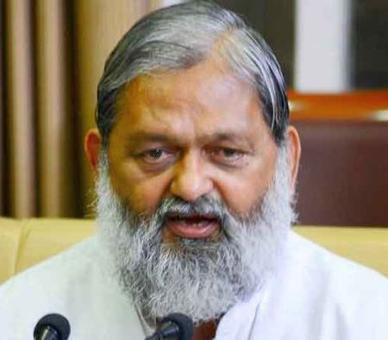 'Sabarmati ke Sant' an insult to armed revolutionaries: Anil Vij