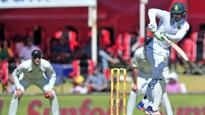 Black Caps struggle against South African top order