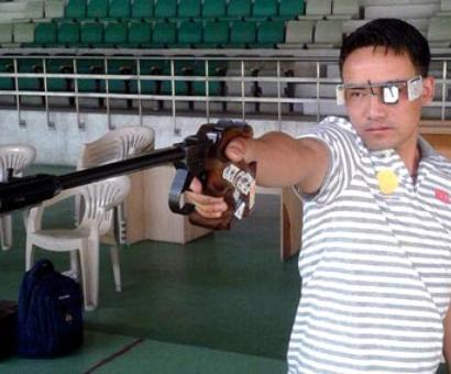 Shooting World Cup: Bronze for Jitu Rai in Air Pistol event