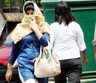 Heat wave worsen in North India