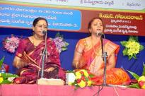 Indira's vocal fiesta