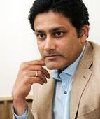 Kumble appointed India's head coach