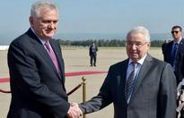 Serbian president starts three-day State visit to Algeria