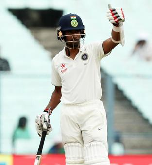Check out Saha's most valuable knock
