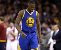 Draymond Green's suspension has brought the Warriors worst nightmare to life
