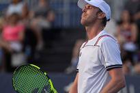 Querrey advances at Winston-Salem tennis